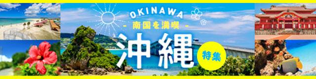 - 南国を満喫 -沖縄特集