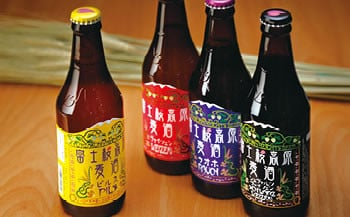 富士河口湖地ビール