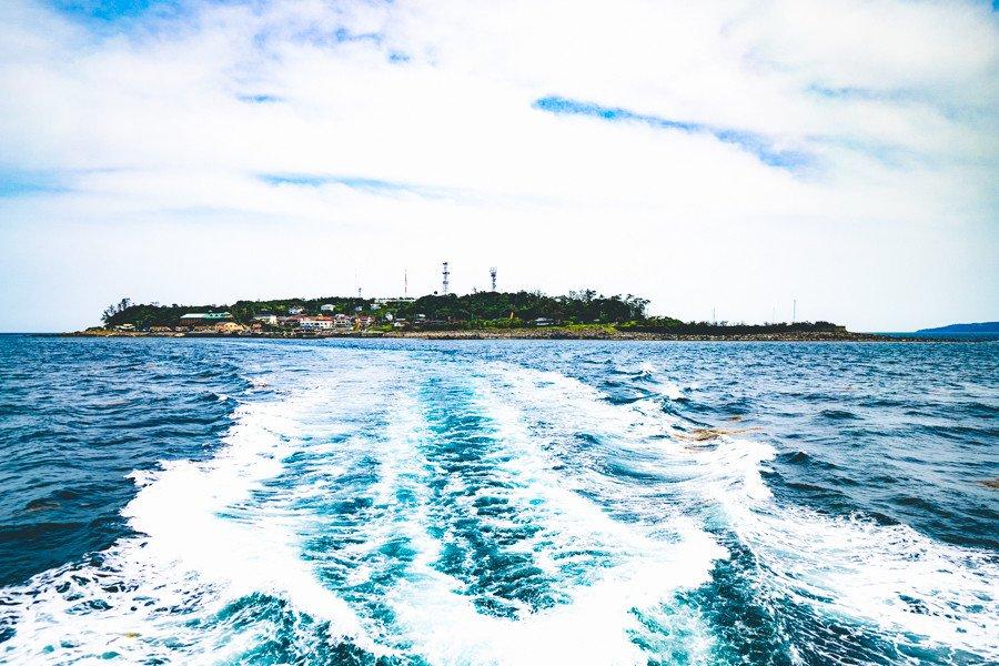 撮影地:初島