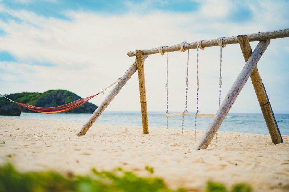 撮影地:パラダイスビーチ