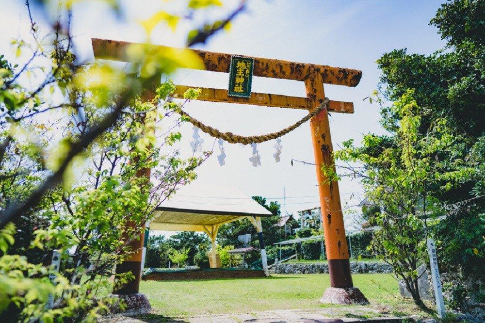 撮影地:琴平神社