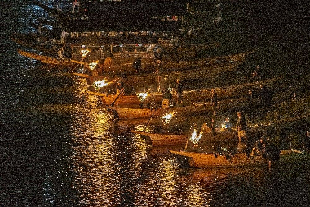 ◆ぎふ長良川の鵜飼:岐阜圏域