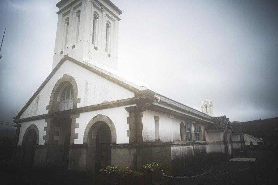 撮影地:出津教会堂