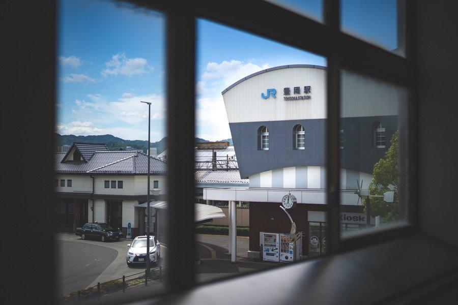 撮影地:豊岡駅