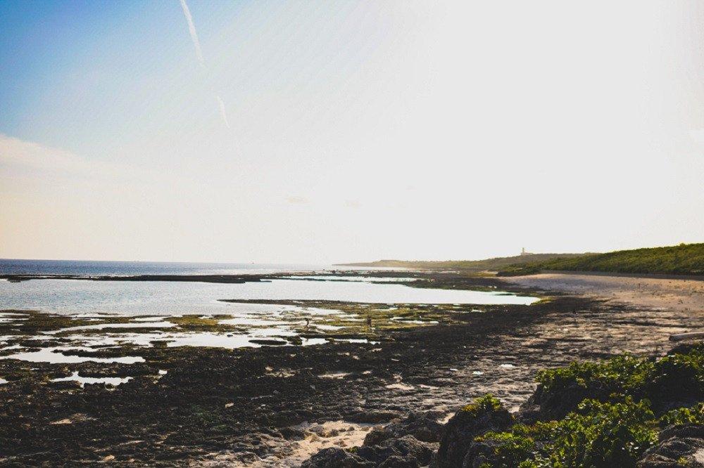 撮影地:大度浜海岸