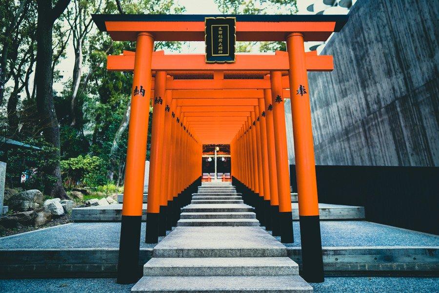 生田稲荷神社