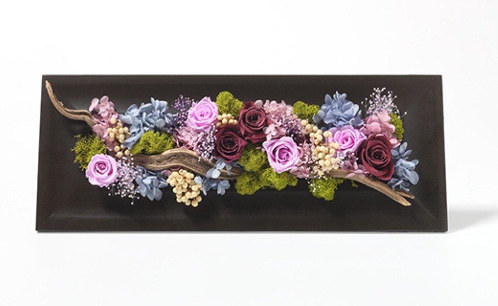 生花に加工をして長期間楽しめるようになったお花になります。