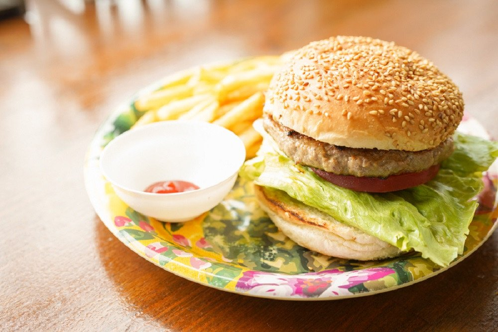 撮影地:Burger Shop H&S