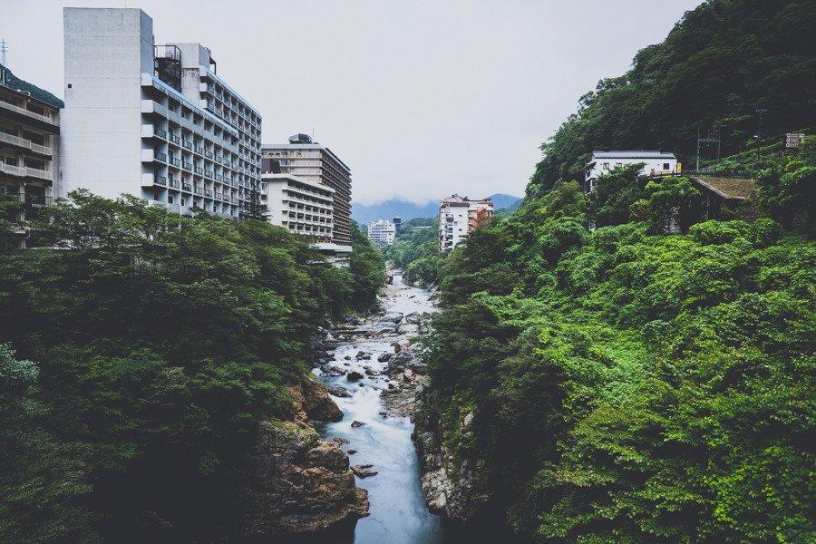 撮影地:鬼怒川温泉