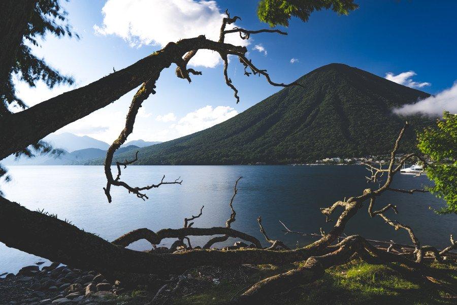 撮影地:中禅寺湖