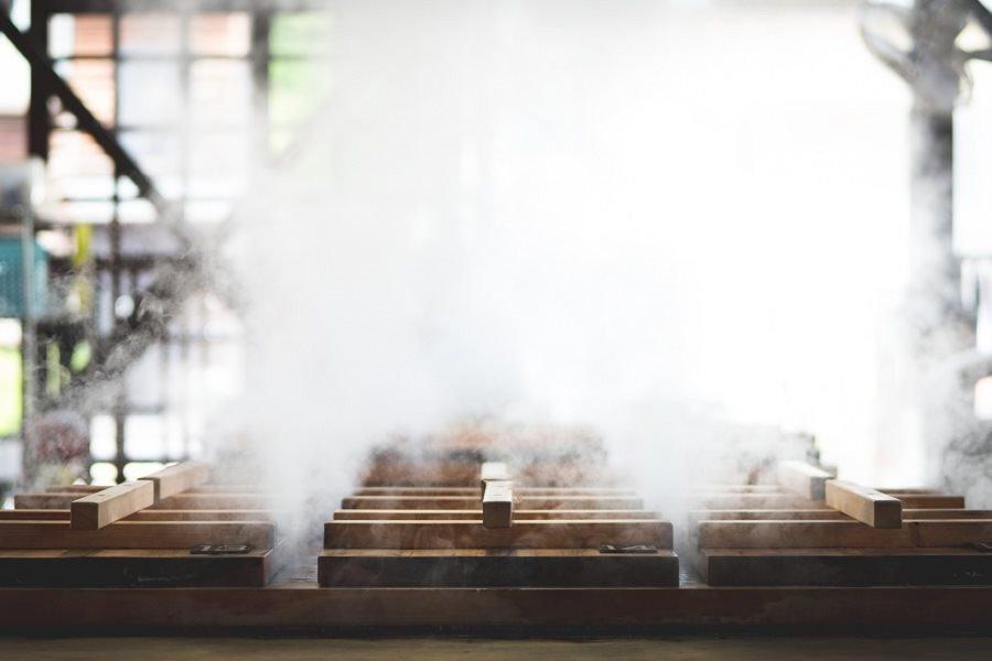 撮影地:地獄蒸し工房
