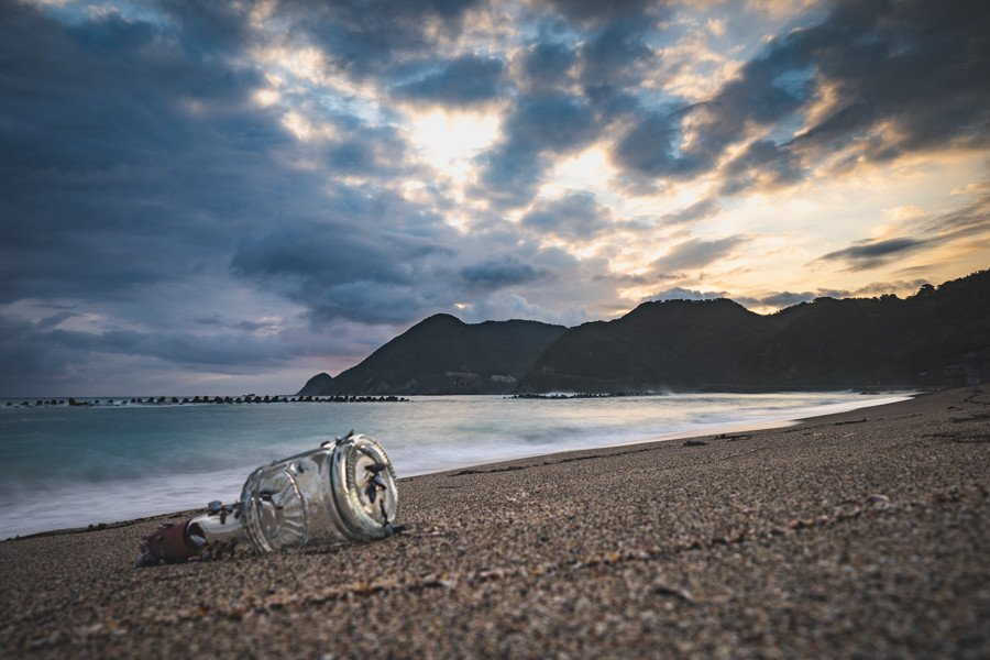 撮影地:竹野浜海水浴場