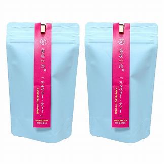 マルベリーティー2袋(糸島産桑の葉100%使用)【泉屋六治】