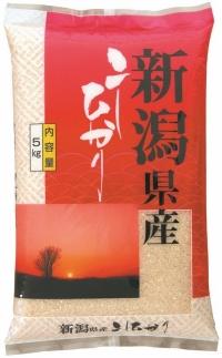 令和元年産新米【新潟米】人気の3品種食べ比べ(頒布会5㎏×3回)