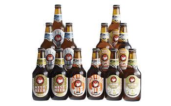 常陸野ネストビールふるさと12本セット