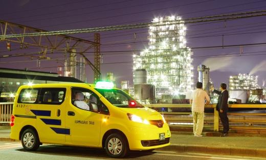 川崎工場夜景タクシープラン(2時間コース)
