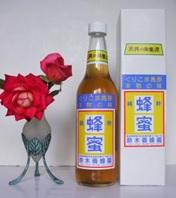 宮城・美しい栗駒高原のトチの木(マロニエ)の純粋蜂蜜