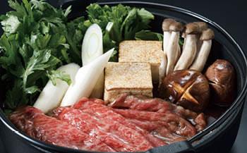 にいがた和牛モモカタすきやき(800g)