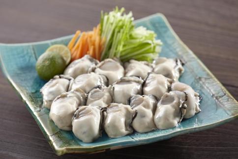 プレミアムトップかき 森脇水産生牡蠣むき身(加熱用)2㎏