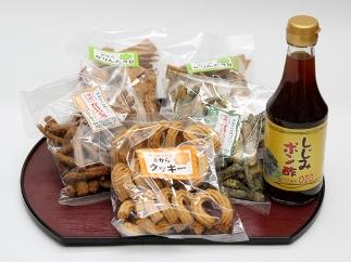 しじみポン酢・おからかりんとう(5種類)