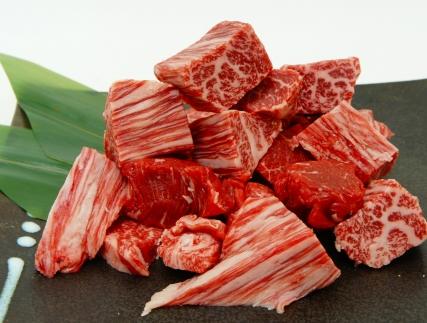 ◆近江牛ヒレサイコロステーキ