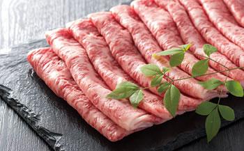 秋田県産和牛ロース すき焼き用(450g)