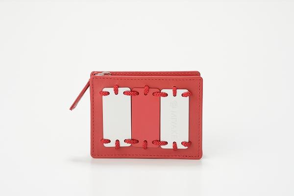 KANSUKE[SamuraiBagCard,CoinCase](赤市松)