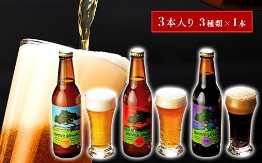 川崎のクラフトビール ブリマーブルーイング ビール3本セット
