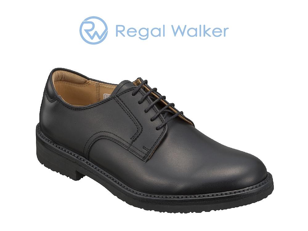 リーガルRegalWalker革靴紳士ビジネスシューズプレーントゥ101W<奥州市産モデル>25.5cm