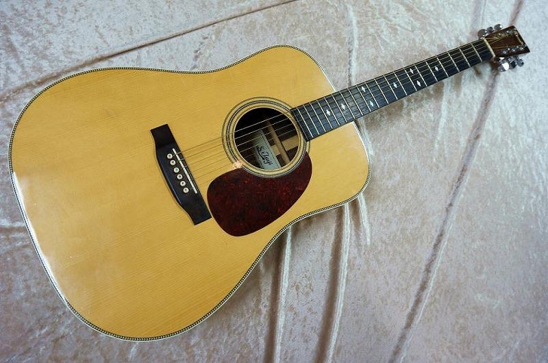【ギター】S.Tsuji D Model