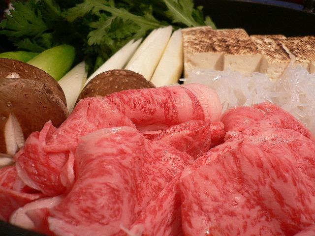 銘柄『福島牛』サーロインすき焼き用