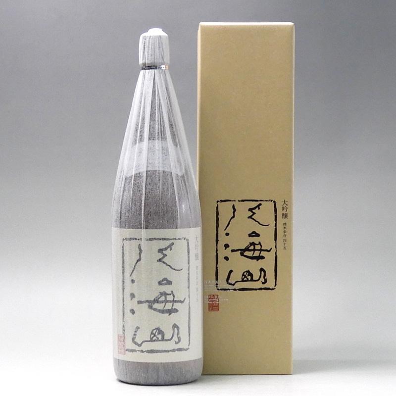 日本酒八海山大吟醸45%精米1800ml