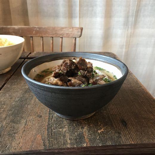 【アイアンブラックシリーズ】 麺鉢5個セット