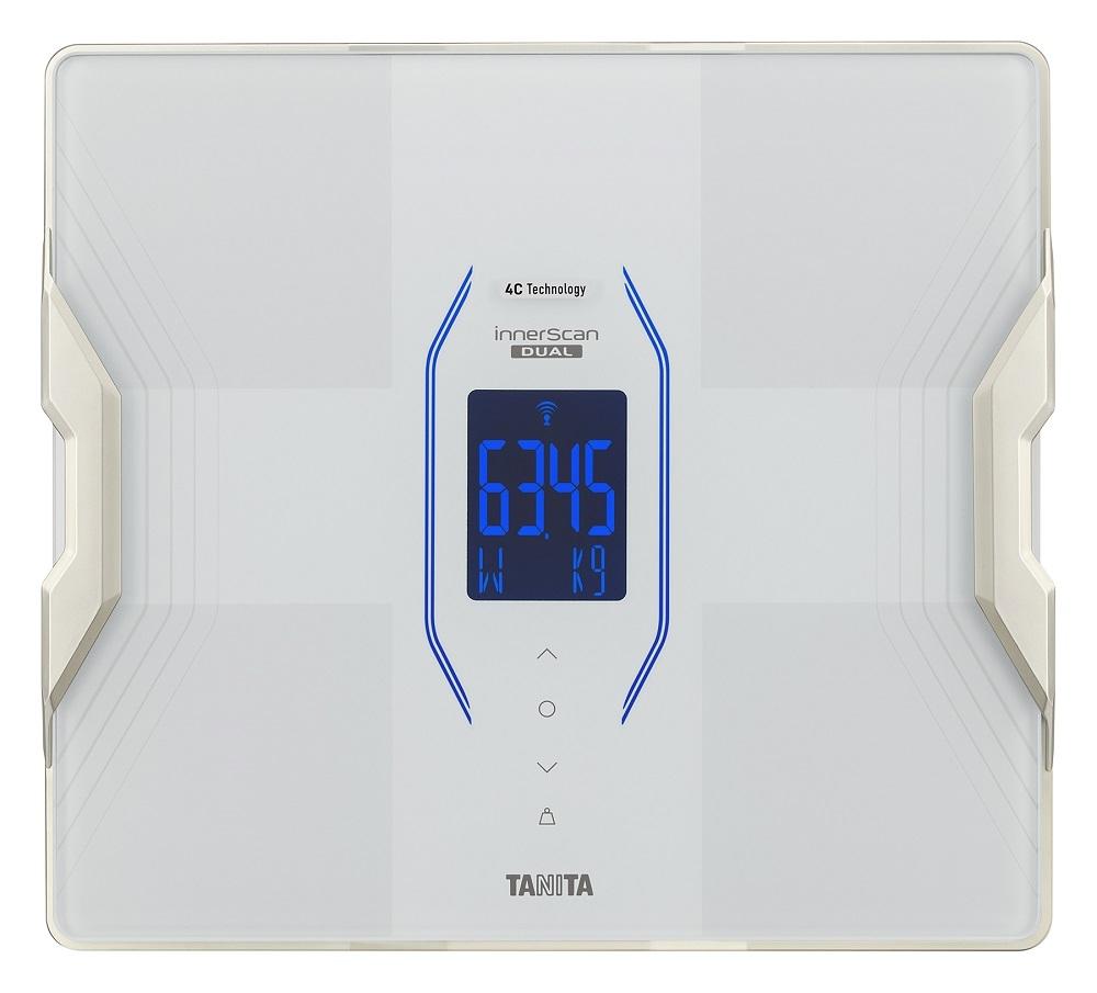 【RD917LWH】タニタ 体組成計 インナースキャンデュアル