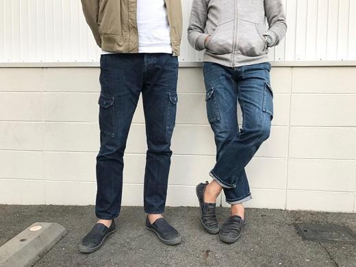 【尾道デニム】ODP002<Sサイズ>