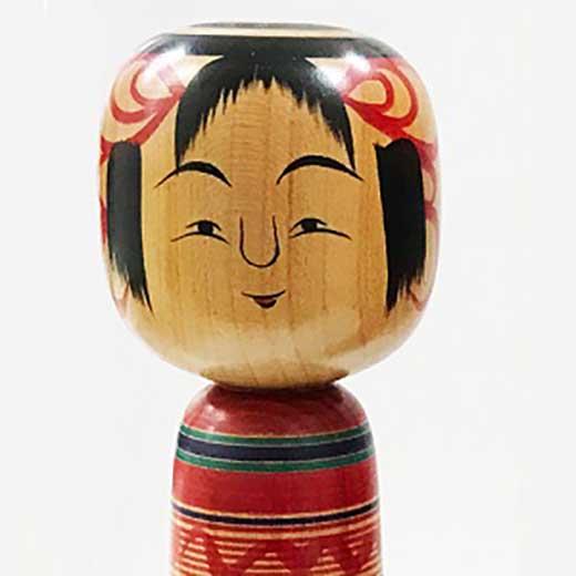 土湯伝統こけし(8寸)