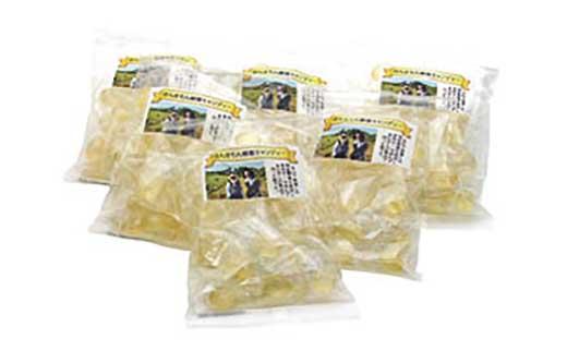 ほんまもん国産蜂蜜キャンディー6袋