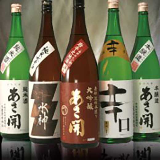 鉄板ベストセラー日本酒福袋1800ml×5本