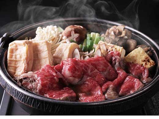岡喜近江牛すき焼きセット