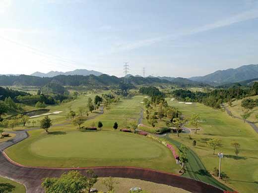 平日ゴルフプレー券(昼食付)