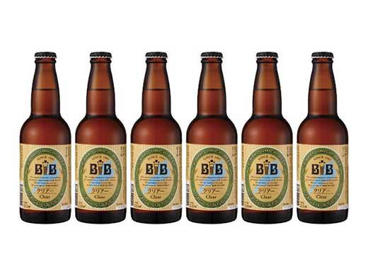 麦酒発祥の地水口で生まれた地ビールびわこいいみちビールクリアー6本