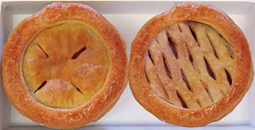 アップルパイ食べくらべセット