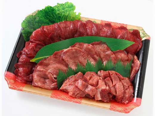 国内産牛タン食べ比べセット400g