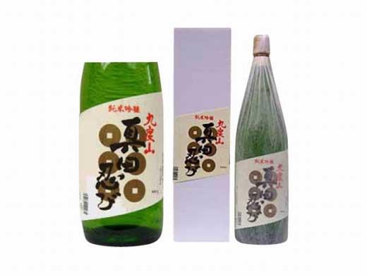 純米吟醸酒【九度山真田忍び】1.8L