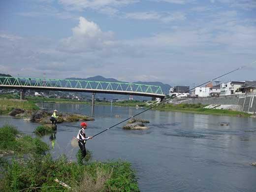 鮎遊漁承認証(年券)