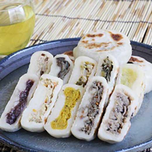 信州の郷土食「おやき」10種各2個20個詰め合わせ