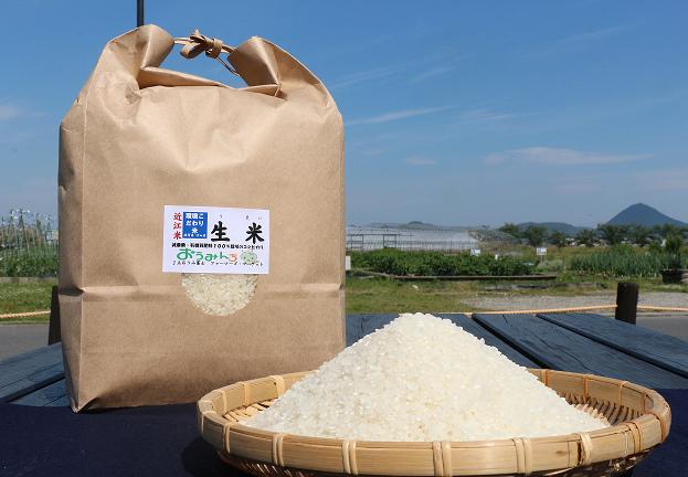 特別栽培米「生米(うまい)」20kg