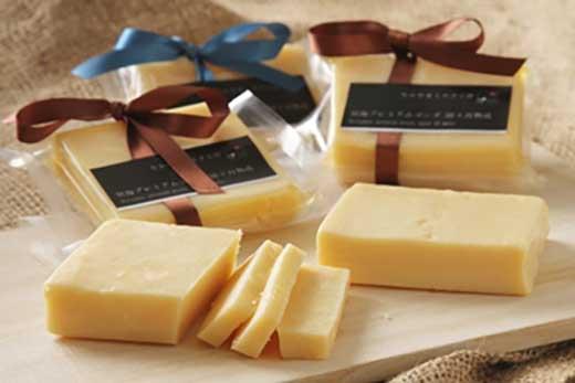 別海の恵みを熟成☆別海プレミアムチーズをセットでお届け<中山農場>【BA01-C】