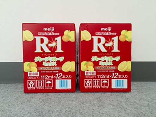 R-1ドリンクグレープフルーツミックス24本