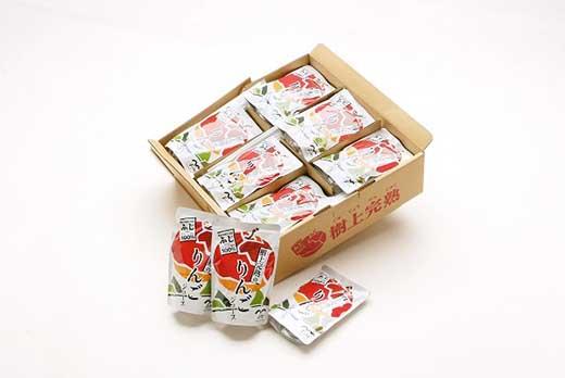 【友好都市/秋田県横手市からの贈り物】樹上完熟リンゴジュース36パック